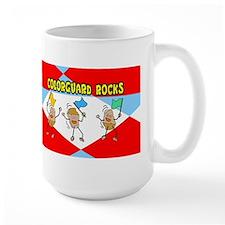 Colorguard Rocks Mug