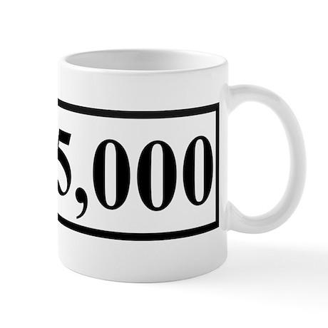 Dow 5,000 Mug