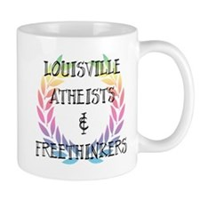 Laurel Logo Mug