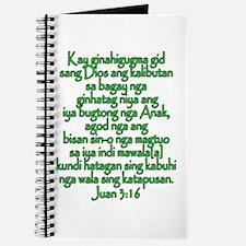 John 3:16 Hiligaynon Journal