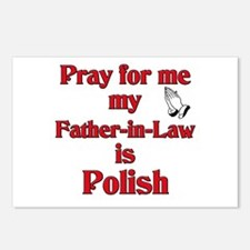 Pray for me my Father-in-Law is Polish Postcards (