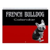 French bulldogs Calendars