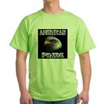 New American Pride Green T-Shirt