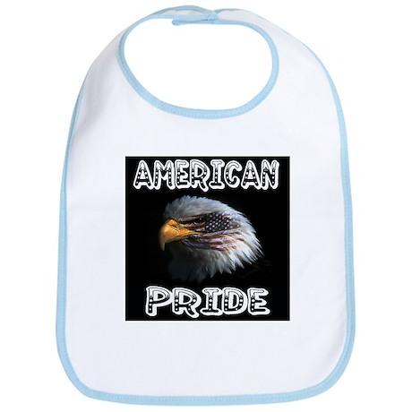 New American Pride Bib