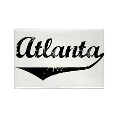 Atlanta Rectangle Magnet (100 pack)