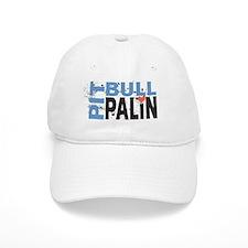 Pit Bull Palin Baseball Cap
