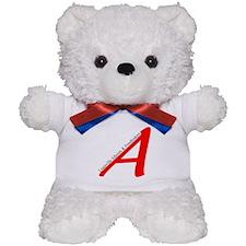 Dawkins Style Logo Teddy Bear