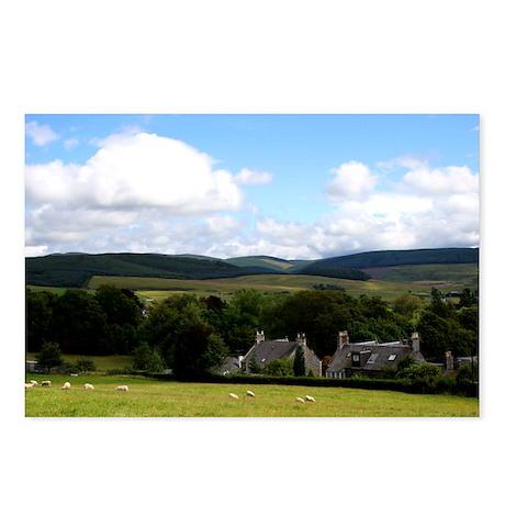 Moffat Hillside Postcards (Package of 8)