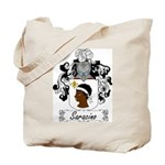 Saracino Family Crest Tote Bag