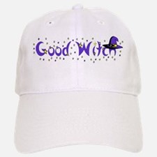 Good Witch Baseball Baseball Cap