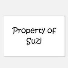 Cool Suzi Postcards (Package of 8)