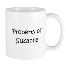 Unique Suzanne Mug