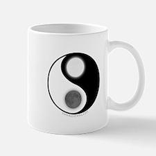 Yin Yang Moon Sun Mug
