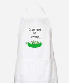 Grammie of twins and more BBQ Apron