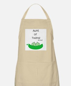 Aunt of twins and more BBQ Apron