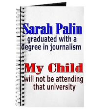 Cool I hate sarah palin Journal