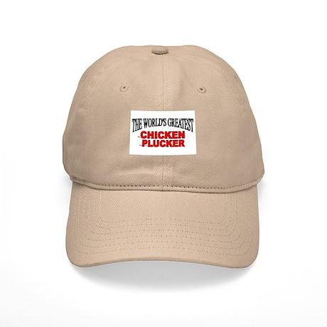 """""""The World's Greatest Chicken Plucker"""" Cap"""