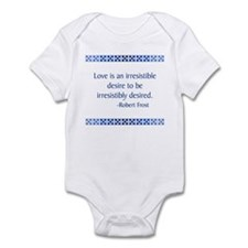Frost Infant Bodysuit
