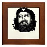 Richard stallman Framed Tiles