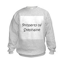 Girlsname Sweatshirt
