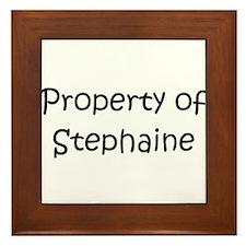 Property Framed Tile