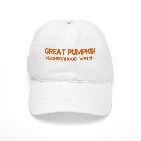 GREAT PUMPKIN WATCH BOLD Cap