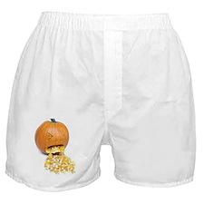 pukin pumkin Boxer Shorts