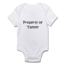Cute Tammy Infant Bodysuit