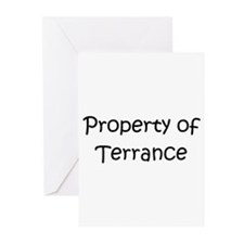Funny Terrance Greeting Cards (Pk of 10)