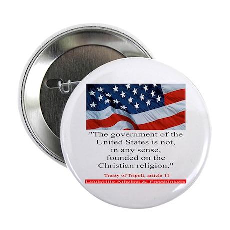 "Not A Christian Nation 2.25"" Button"