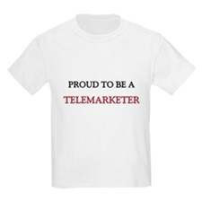 Proud to be a Telemarketer T-Shirt