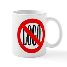 anti-logo Mug