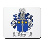 Sciacca Family Crest Mousepad