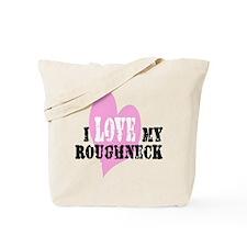 Funny Roughneck Tote Bag