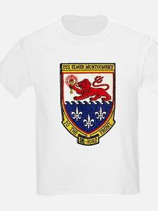 USS ELMER MONTGOMERY T-Shirt