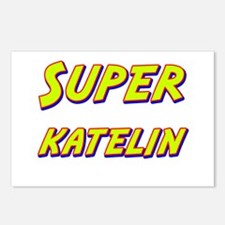 Super katelin Postcards (Package of 8)