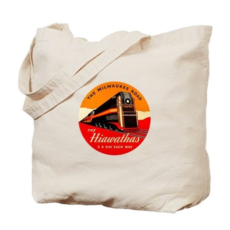 Hiawathas Tote Bag