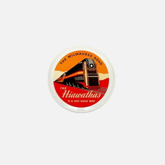 Hiawathas Mini Button