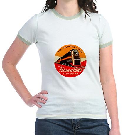 Hiawathas Jr. Ringer T-Shirt