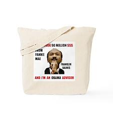 BARACK BUDDY Tote Bag
