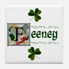 Feeney Celtic Dragon Ceramic Tile