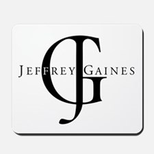Jeffrey Gaines / JG Logo Mousepad