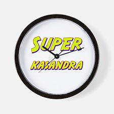 Super kasandra Wall Clock