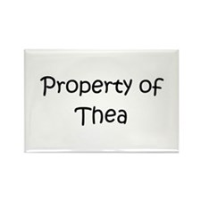 Cool Thea Rectangle Magnet