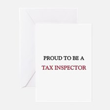 Proud to be a Tax Inspector Greeting Cards (Pk of
