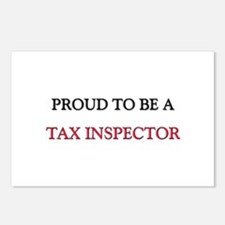 Proud to be a Tax Inspector Postcards (Package of