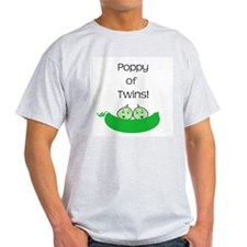 Poppy of twins T-Shirt