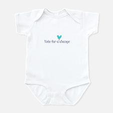 Vote Infant Bodysuit
