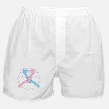 Pregnancy and Infant Loss Awa Boxer Shorts