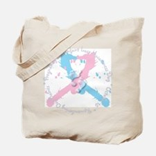 Pregnancy and Infant Loss Awa Tote Bag